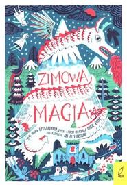 okładka Zimowa magia, Książka  