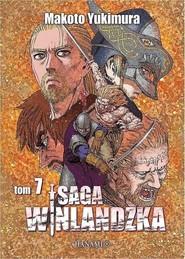 okładka Saga winlandzka Tom 7, Książka | Yukimura Makoto