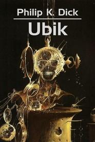 okładka Ubik, Książka | Philip K. Dick