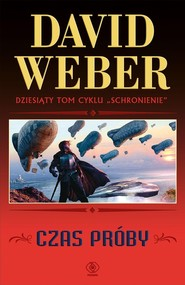 okładka Czas próby, Książka | David Weber