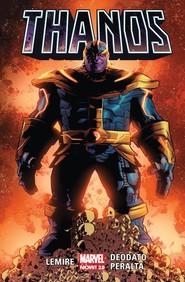 okładka Thanos Tom 1 Marvel Now 2.0, Książka  