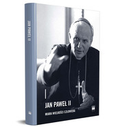 okładka Jan Paweł II - miara wielkości człowieka, Książka | Praca Zbiorowa
