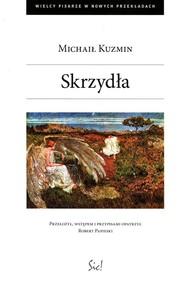 okładka Skrzydła, Książka | Kuzmin Michaił