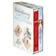 okładka Pakiet orzechowy: To będą piękne święta / Spełnione życzenia, Książka | Karolina Wilczyńska