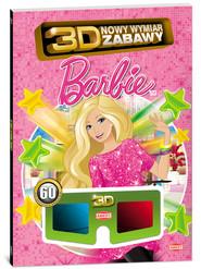 okładka Barbie 3D Nowy wymiar zabawy SWT101, Książka |