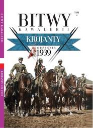 okładka Bitwy Kawalerii nr 4 Krojanty, Książka |