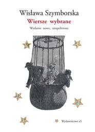 okładka Wiersze wybrane, Książka | Wisława Szymborska
