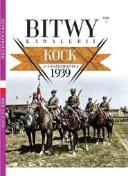 okładka Bitwy Kawalerii nr 5 Kock, Książka |