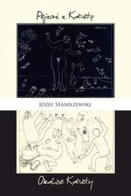 okładka Pejzaż z Kobietą Okolice Kobiety, Książka | Staniszewski Józef