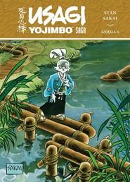 okładka Usagi Yojimbo Saga księga 6, Książka  