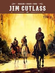 okładka Jim Cutlass Tom 2, Książka |
