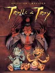okładka Trolle z Troy Tom 3, Książka |
