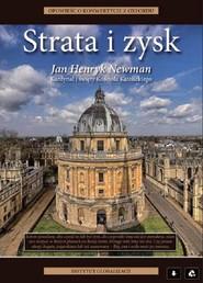 okładka Strata i zysk, Książka | Jan Henryk Newman