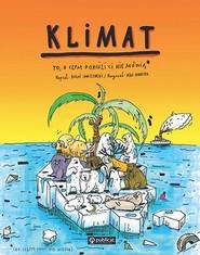 okładka Klimat To, o czym dorośli Ci nie mówią, Książka | Boguś Janiszewski, Max Skorwider