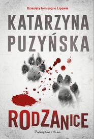 okładka Rodzanice, Ebook | Katarzyna Puzyńska