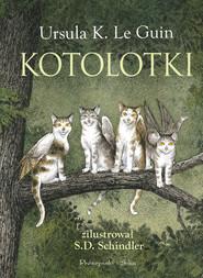 okładka Kotolotki, Ebook   Ursula K. LeGuin