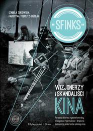okładka Sfinks, Ebook   Faustyna Toeplitz-Cieślak, Źukowska Izabela