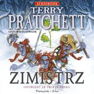 okładka Zimistrz, Audiobook | Terry Pratchett