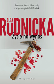 okładka Życie na wynos, Ebook   Olga Rudnicka