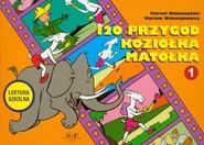 okładka 120 przygód Koziołka Matołka Księga 1, Książka | Kornel Makuszyński, Walentynowicz Marian