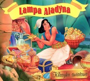 okładka Lampa Alladyna Klasyka światowa, Książka |