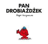 okładka Pan Drobiażdżek, Książka | Hargreaves Roger