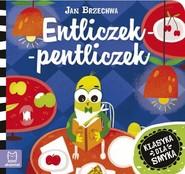 okładka Entliczek-pentliczek, Książka | Jan Brzechwa