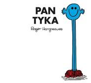 okładka Pan Tyka, Książka | Hargreaves Roger