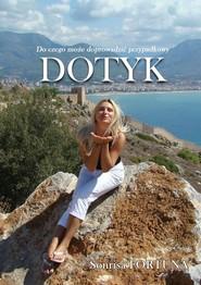 okładka Przyciąganie Dotyk, Książka | Fortuna Sonrisa