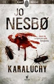 okładka Karaluchy, Książka | Jo Nesbo
