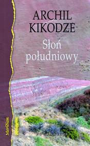 okładka Słoń południowy, Książka   Kikodze Arczil
