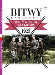 okładka Bitwy Kawalerii nr 7 Radziwiłłów Klekotów, Książka  