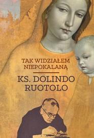 okładka Tak widziałem Niepokalaną, Ebook | Ks. Dolindo Ruotolo