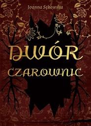 okładka Dwór czarownic, Książka | Sękowska Joanna