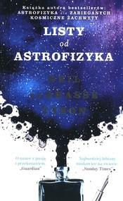 okładka Listy od astrofizyka, Książka | Tyson Neil deGrasse