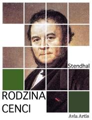okładka Rodzina Cenci, Ebook | Stendhal