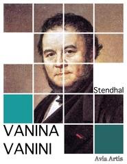 okładka Vanina Vanini, Ebook | Stendhal
