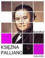 okładka Księżna Palliano, Ebook | Stendhal
