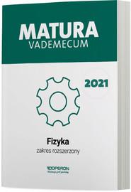 okładka Fizyka Matura 2021 Vademecum ZR, Książka | Izabela Chełmińska, Lech Falandysz