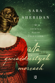 okładka Na gwiaździstych morzach Wielkie Litery, Książka | Sheridan Sara