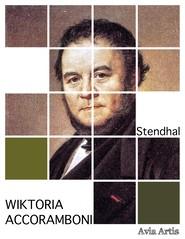 okładka Wiktoria Accoramboni, Ebook | Stendhal