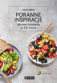 okładka Poranne inspiracje., Ebook | Urban Viola