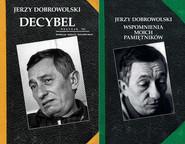 okładka Pakiet Decybel + Wspomnienia moich pamiętników, Książka | Dobrowolski Jerzy