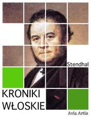 okładka Kroniki włoskie, Ebook | Stendhal
