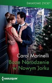 okładka Boże Narodzenie w Nowym Jorku, Ebook | Carol Marinelli