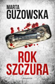 okładka Rok Szczura, Ebook | Marta Guzowska