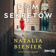 okładka Dom sekretów, Audiobook | Natalia Bieniek