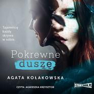okładka Pokrewne dusze, Audiobook | Agata Kołakowska