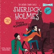 okładka Klasyka dla dzieci. Sherlock Holmes. Tom 1. Studium w szkarłacie, Audiobook | Arthur Conan Doyle