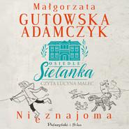 okładka Osiedle Sielanka. Nieznajoma, Audiobook   Małgorzata Gutowska-Adamczyk